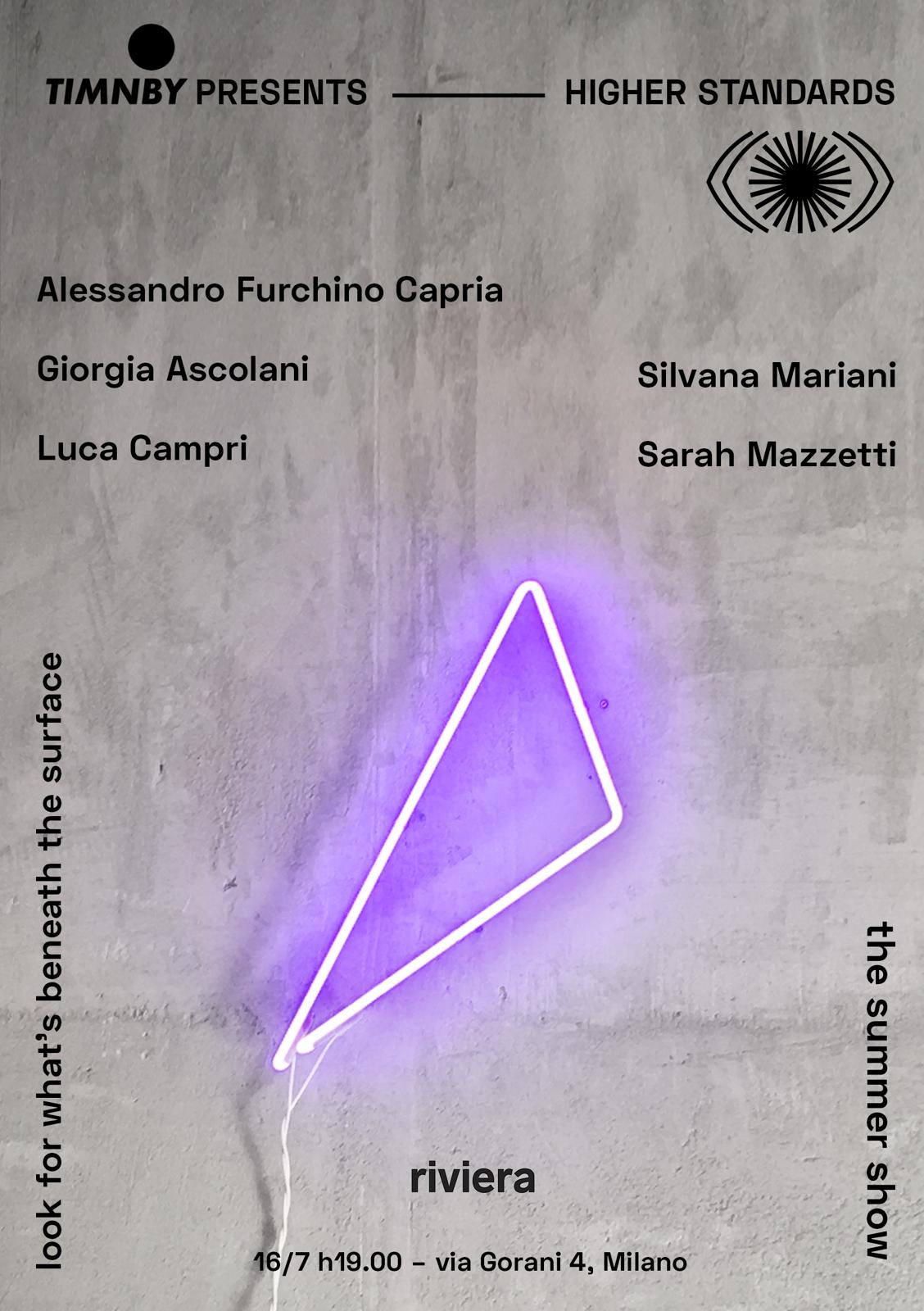 TIMNBY Summer 2019 SHOW in Milan