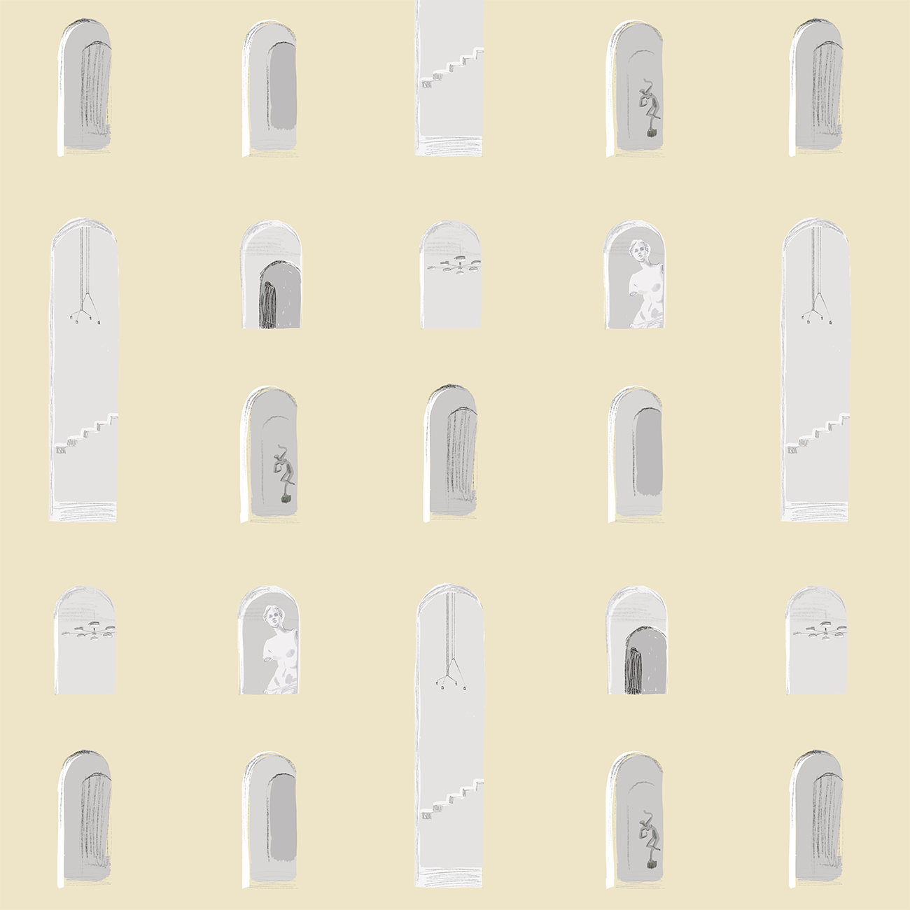 Pattern Design by Silvana Mariani