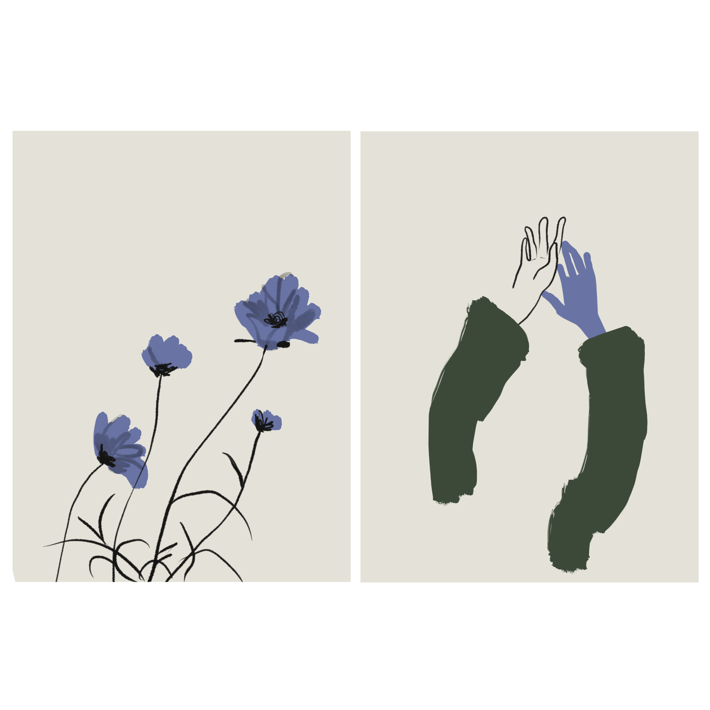 Illustration by Silvana Mariani